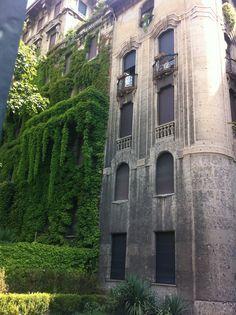 Milan Milano Itlay Milan City, Explore, Mansions, House Styles, Home Decor, Decoration Home, Manor Houses, Room Decor, Villas