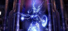 Elder Scrolls Online Conduit - Sorc Tank non-Pet Build By: Nox_Noir Elder Scrolls Online, Character Inspiration, Video Game, Neon Signs, Pets, Building, Highlights, Fun, Alternative