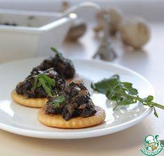Дюксель-французская грибная паста ингредиенты