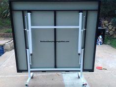 Killerspin MyT Street Edition storage #killerspin #weatherproof #outdoor #pingpong #tabletennis