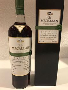 www.EuropeanCollector.com online auction : The Macallan Easter Elchies 2009 - OB