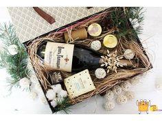 """Подарочный набор """"Брызги шампанского"""""""