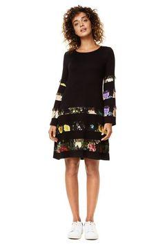 Dress Flare Sleeve 69V20C9_2000