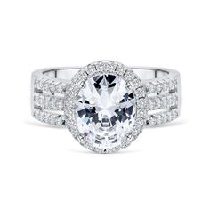 8615c0dfc55c Order this three row engagement ring at Modern Gents Trading Co.! The Queen  is