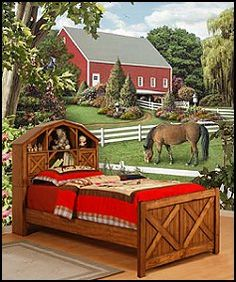 30 best julie 39 s room pony theme images on pinterest bedroom ideas bedrooms and dorm ideas for Horse themed bedroom for girls