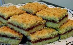 المبروشة من الحلويات الشامية - طريقة التحضير