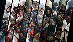 Article Posculture - Assassin's Creed http://posculture.com/2015/11/25/assassins-creed/