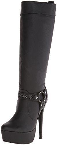 Michael Antonio Women's Billegene Faux-Leather Boot - http://footwear.katalique.com/michael-antonio-womens-billegene-faux-leather-boot/