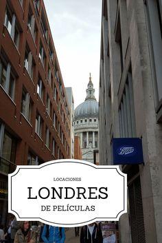 Algunas locaciones de películas famosas en Londres