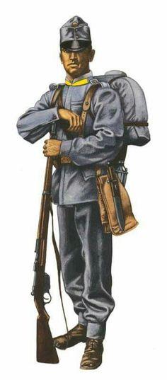 1916 Austro-Hungarian soldier 1916