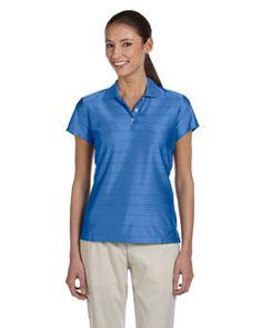 adidas Golf Ladies' ClimaCool® Mesh Polo (for mens click companion styles)