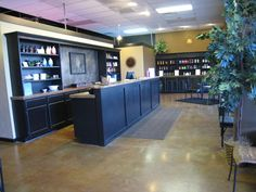 SunKissed Tan and Spa — Salon Lobby | lawrence ks