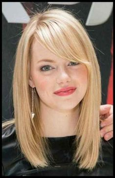 22 Most Fabulous Shoulder Length Haircuts For Women - Haircuts . 22 Most Fabulous Shoulder Length Haircuts for Women - Haircuts medium length haircuts easy to style - Medium Style Haircuts Braids For Medium Length Hair, Medium Hair Cuts, Long Hair Cuts, Medium Hair Styles, Short Hair Styles, Thin Hair, Mid Length Hair Styles For Women, Work Hairstyles, Haircuts For Long Hair
