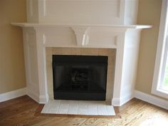 corner fireplace design ideas | Classic Design Ideas For Corner Fireplaces