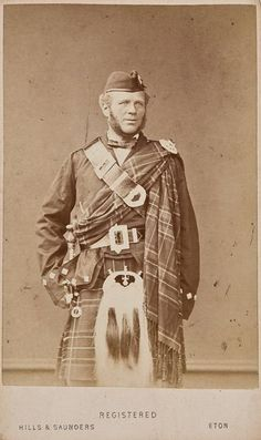 John Brown servant of Queen Victoria