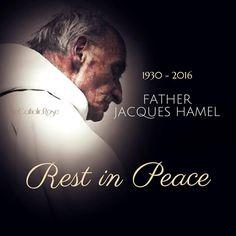 Father Jacques Hamel 1930-2016, Martyr