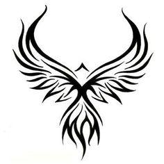 Phoenix Tattoo Design, Tribal Phoenix Tattoo Design Tribal Phoenix Act . - Schlafzimmer -Tribal Phoenix Tattoo Design, Tribal Phoenix Tattoo Design Tribal Phoenix Act . Phönix Tattoo, Back Tattoo, New Tattoos, Body Art Tattoos, Sleeve Tattoos, Tatoos, Tattoo Pics, Celtic Tattoos, Chest Tattoo