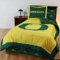 Oregon Ducks Bed Sheets
