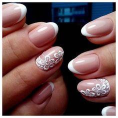 Gorgeous Wedding Nail Art Ideas for Brides | Armaweb07.com