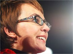 I'm so sad to see Gabby Giffords leave Congress. Fingers crossed we'll see more of her as her recovery continues!