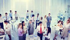 ¿Dónde está tu primer competidor? Está... en la otra sala de tu empresa!