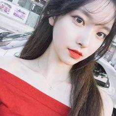 รูปภาพ girl, korean, and ulzzang Pretty Korean Girls, Cute Korean Girl, Asian Girl, Ulzzang Fashion, Korean Fashion, Korean Beauty, Asian Beauty, Korean Makeup, Ulzzang Korean Girl