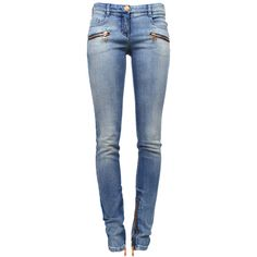 BALMAIN Blue Denim Vintage and other apparel, accessories and trends. Browse and shop 21 related looks.