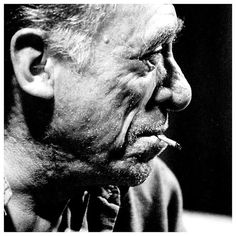 """Charles Bukowski // """"Understand me...I do not have time for things that have no soul."""" by __nitch"""