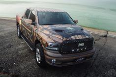 See more of this custom Dodge Ram at myCARiD: http://my.carid.com/featured/galleries/dodge/ram/dodge-ram-pirat-ship