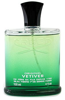 Original Vetiver Creed cologne - a fragrance for men 2004
