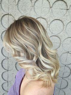 Stunning Balayage ! Hair by:Shanon conte