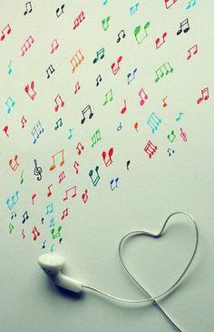 poster hart-muziek