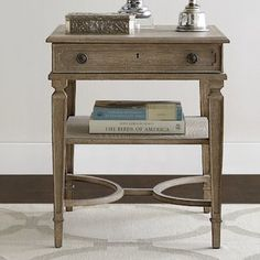 Best place to buy Wethersfield Estate End Table with Storage Stanley Furniture Luxury Home Furniture, Best Outdoor Furniture, Funky Furniture, Rustic Furniture, Furniture Makeover, Living Room Furniture, Painting Furniture, Upholstered Furniture, Furniture Decor