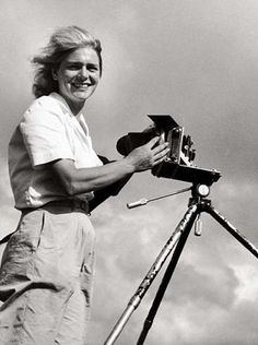 Margaret Bourke-White, la primera reportera gráfica presente en una guerra