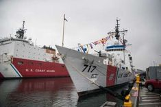 Peek inside Seattle-based Coast Guard cutter Coast Guard Bases, Coast Guard Cutter, Us Coast Guard, Rear Admiral, Gas Turbine, Search And Rescue, Navy Ships, Emerald City, Close Image