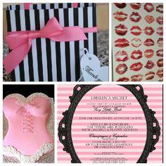 VS Bachelorette lingerie party