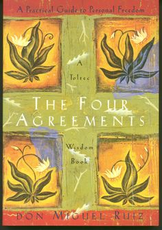 don Miguel Ruiz was one born into a family of healers and raised in rural Mexico by a curandera (healer) mother and a nagual (shaman) grandfather. A brilliant book on the esoteric Toltec knowledge.