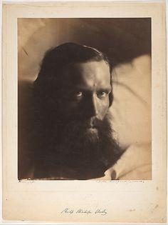 Philip Stanhope Worsley,  Julia Margaret Cameron