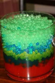 Design Dazzle: Science Experiment Birthday Party