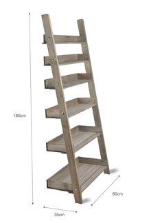 Aldsworth Shelf Ladder - Wide