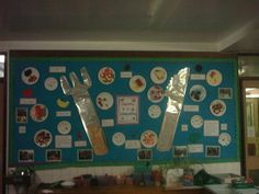 Healthy or Unhealthy Display, classroom display, class display, food, healthy, unhealthy, diet, fruit, eat, Early Years (EYFS), KS1 & KS2 Primary Resources