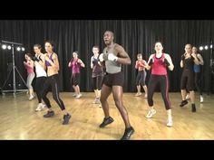 Club Energize -Kickboxing Hi-Lo workout.. great energy