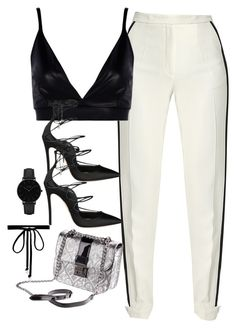 """""""Untitled #2897"""" by theaverageauburn on Polyvore featuring Elie Saab, Boohoo, Dsquared2, Joomi Lim and CLUSE"""