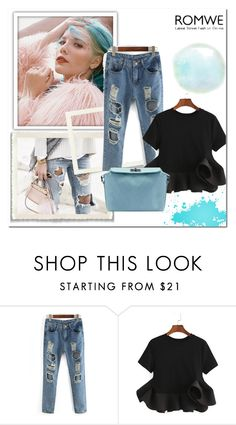 """romwe 8."" by igor89 ❤ liked on Polyvore featuring romwe"