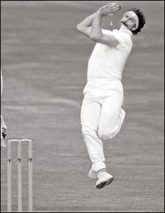 Ashes to Ashes, Dust to Dust - if Lillee don't get you, Thommo must!