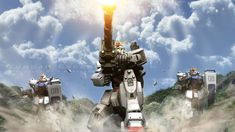 Awesome Gundam Digital Artworks    'Right Click On Image To View Full Size, Select Open In New Window'     VIEW PREVIOUS FAN-ARTS POSTINGS...