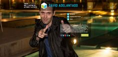 Actor DAVID ADELANTADO