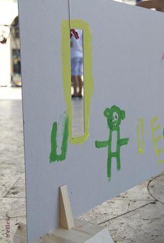 Obras de palacio. Festival de arte Desvelarte 2012.