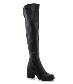 Steve Madden Odyssey Over-the-Knee Boot synthetic black, brown 20sh 2.75h (169.99) 3/15 NA