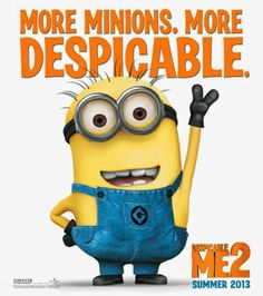 Despicable Me 2 (2013) - Cartoon The Movies